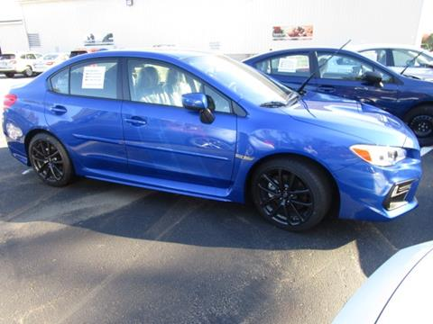 2018 Subaru WRX for sale in Tilton NH
