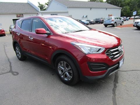 2014 Hyundai Santa Fe Sport for sale in Tilton, NH