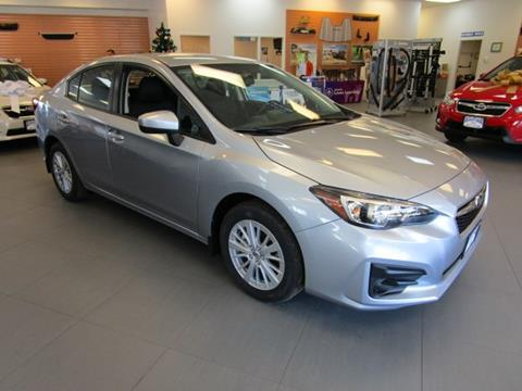 2018 Subaru Impreza for sale in Tilton, NH