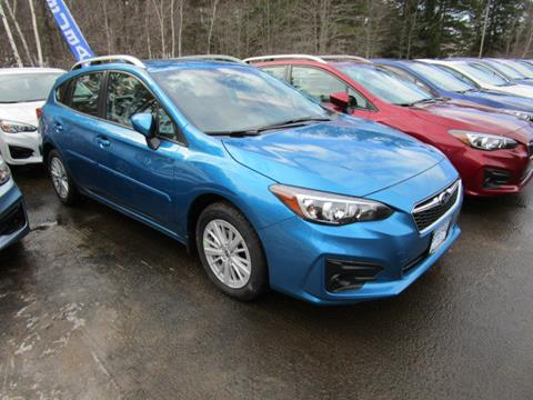 2018 Subaru Impreza for sale in Tilton NH