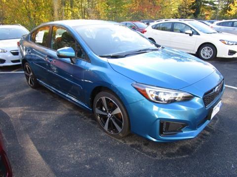 2018 Subaru Impreza for sale in Tilton, NH