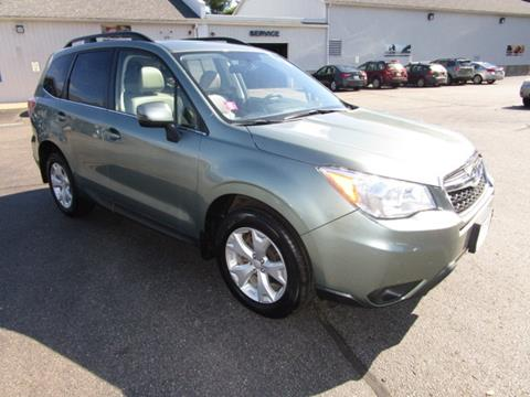 2014 Subaru Forester for sale in Tilton NH