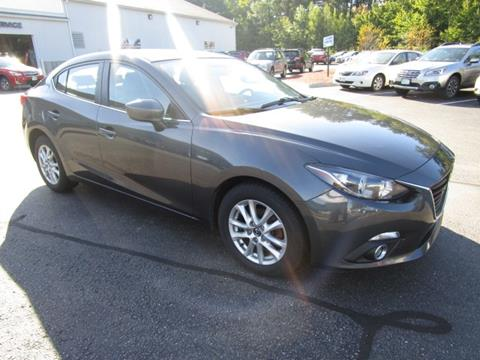 2014 Mazda MAZDA3 for sale in Tilton, NH