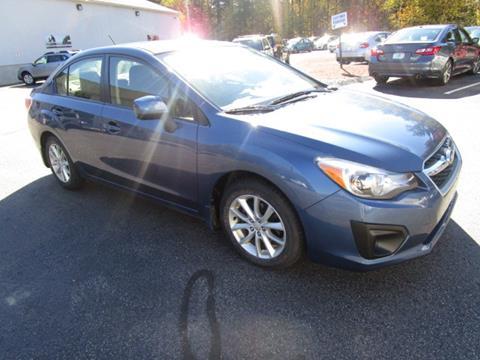 2013 Subaru Impreza for sale in Tilton NH