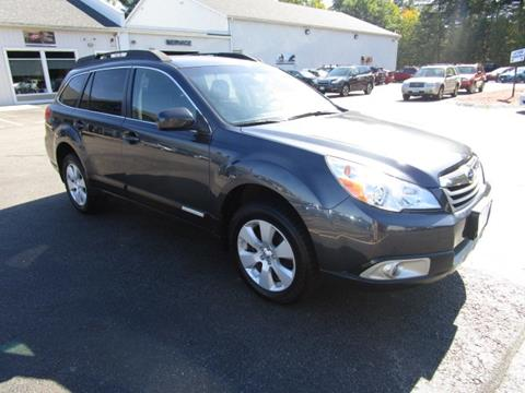 2011 Subaru Outback for sale in Tilton NH
