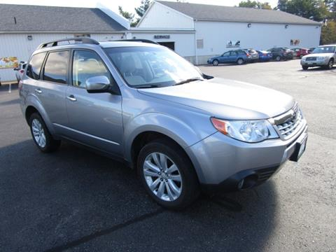 2011 Subaru Forester for sale in Tilton NH