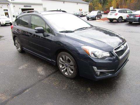 2015 Subaru Impreza for sale in Tilton, NH