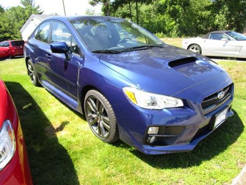 2018 Subaru WRX for sale in Tilton, NH