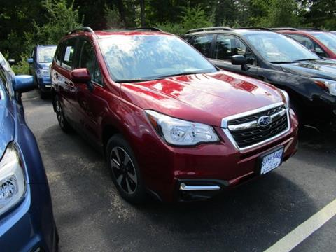 2018 Subaru Forester for sale in Tilton, NH