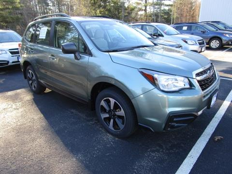 2018 Subaru Forester for sale in Tilton NH