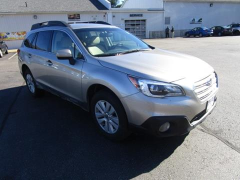 2016 Subaru Outback for sale in Tilton NH