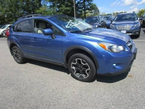 2014 Subaru XV Crosstrek for sale at BELKNAP SUBARU in Tilton NH