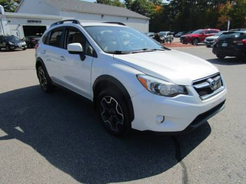 2013 Subaru XV Crosstrek for sale at BELKNAP SUBARU in Tilton NH
