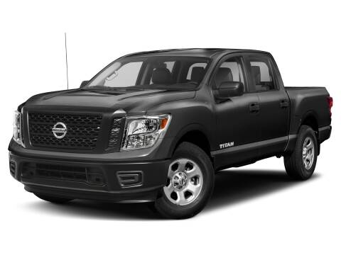 2019 Nissan Titan for sale at BELKNAP SUBARU in Tilton NH