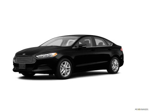 2014 Ford Fusion for sale at BELKNAP SUBARU in Tilton NH