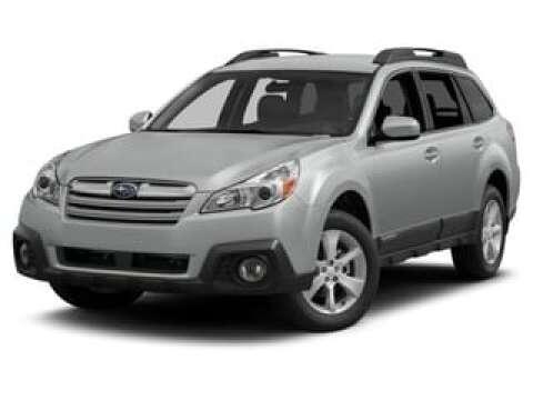 2014 Subaru Outback for sale at BELKNAP SUBARU in Tilton NH