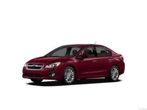 2012 Subaru Impreza for sale at BELKNAP SUBARU in Tilton NH