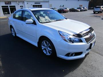 2013 Subaru Legacy for sale in Tilton, NH