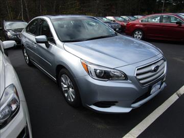 2017 Subaru Legacy for sale in Tilton, NH
