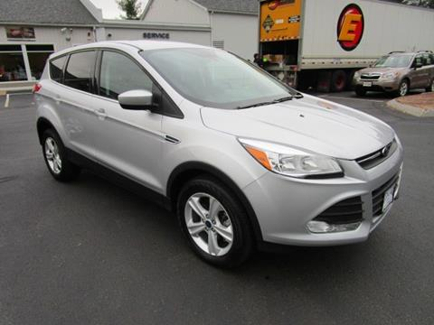 2016 Ford Escape for sale in Tilton NH