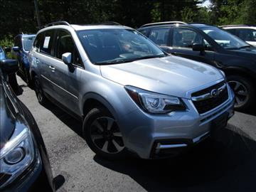 2017 Subaru Forester for sale in Tilton, NH