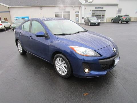 2012 Mazda MAZDA3 for sale in Tilton, NH