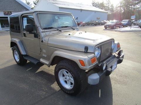 2004 Jeep Wrangler For Sale  Carsforsalecom