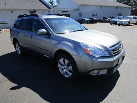 2011 Subaru Outback for sale in Tilton, NH