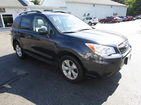 2016 Subaru Forester for sale in Tilton, NH