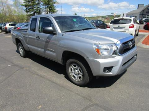 2014 Toyota Tacoma for sale in Tilton NH