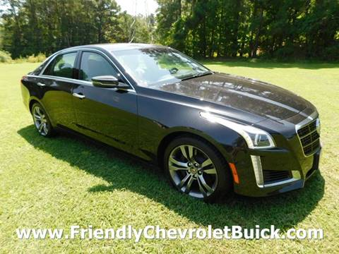 2014 Cadillac CTS For Sale In Albemarle, NC