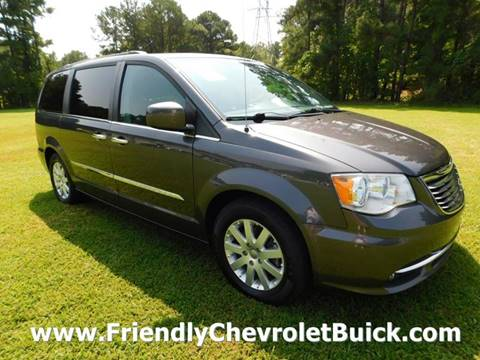 Attractive 2016 Chrysler Town And Country For Sale At FRIENDLY CHEVROLET BUICK In Albemarle  NC