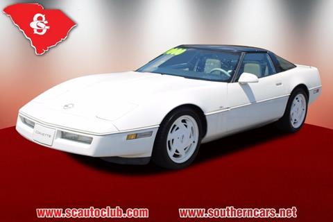 1988 Chevrolet Corvette for sale in Greer, SC