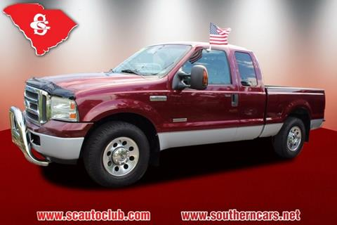 2005 Ford F250 Super Duty For Sale  Carsforsalecom