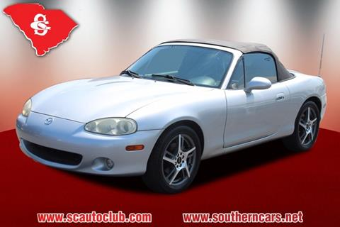 2003 Mazda MX-5 Miata for sale in Greer, SC