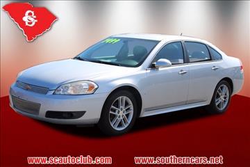 2010 Chevrolet Impala for sale in Greer, SC