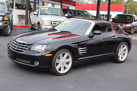 2007 Chrysler Crossfire for sale in Mauldin, SC