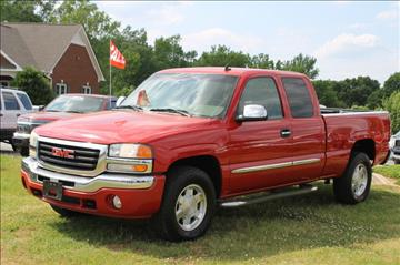2007 GMC Sierra 1500 for sale in Greer, SC