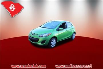2012 Mazda MAZDA2 for sale in Mauldin, SC