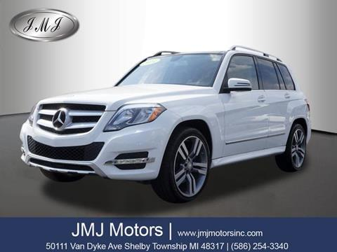 2014 Mercedes-Benz GLK for sale in Shelby Township, MI
