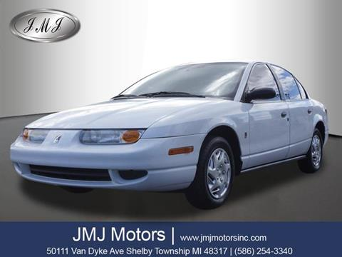 2000 Saturn S-Series for sale in Shelby Township, MI