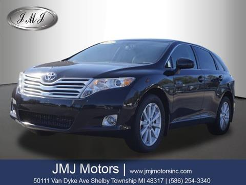 2009 Toyota Venza for sale in Shelby Township, MI