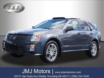 2007 Cadillac SRX for sale in Shelby Township, MI