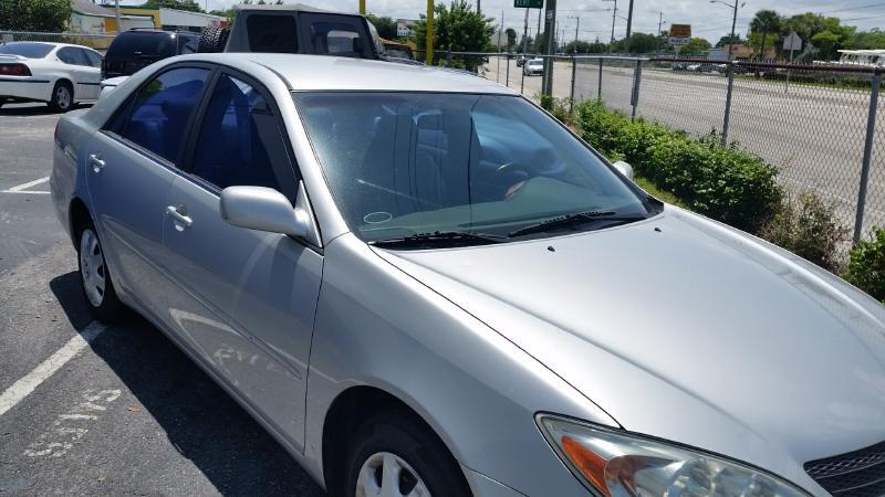 2002 Toyota Camry LE 4dr Sedan - West Palm Beach FL