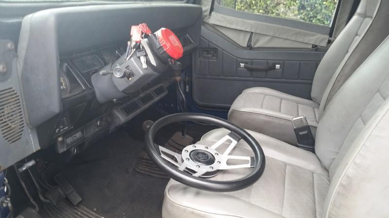 1991 Jeep Wrangler 2dr 4WD SUV - West Palm Beach FL