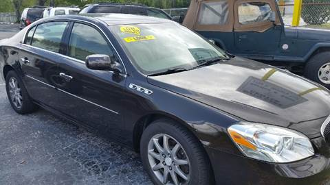 2007 Buick Lucerne for sale at AUTO CARE CENTER in West Palm Beach FL