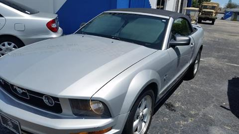 2007 Ford Mustang for sale in West Palm Beach FL