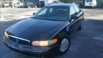 2004 Buick Century for sale at AUTO CARE CENTER in West Palm Beach FL