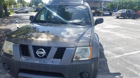 2006 Nissan Xterra for sale in West Palm Beach, FL