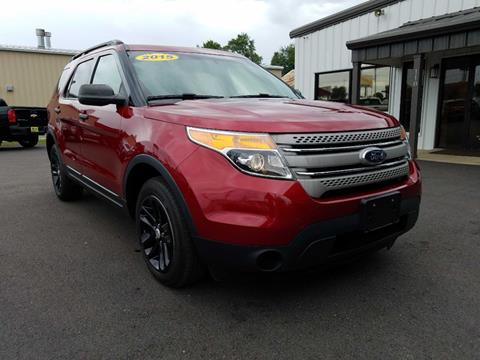 2015 Ford Explorer for sale in Boiling Springs, SC
